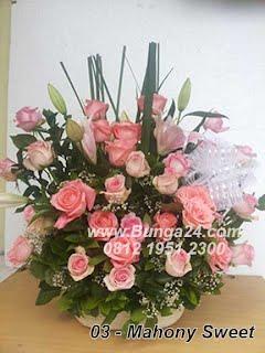 Bunga Untuk Hadiah Ulang Tahun