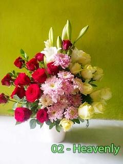 Bunga Mawar Untuk Valentine