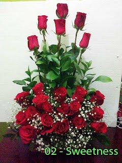 Jual Bunga Mawar Valentine