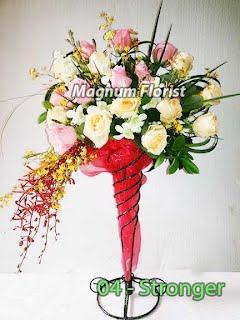 Bunga Meja Paling Cantik