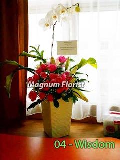 Bunga Meja Untuk Hadiah Valentine