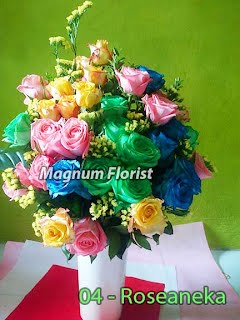 Jual Bunga Mawar Hijau
