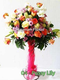 Bunga Mawar Untuk Hadiah