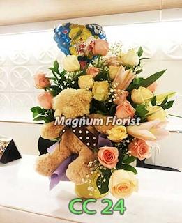 Bunga Untuk Baby Born