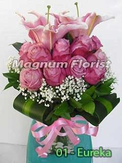 Florist Jakarta Bunga Meja