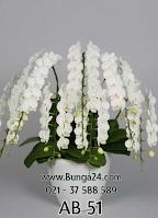 Bunga Untuk Pejabat Mentri